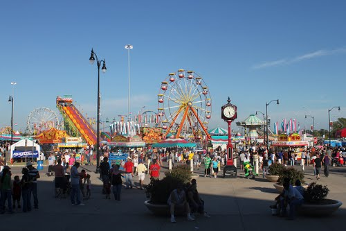 Discounted Days at Oklahoma State Fair 2013